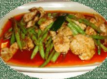 Pad Phrik Khing