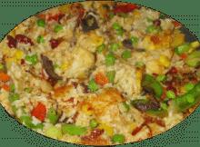 gebratener-Reis-mit-Gemüse