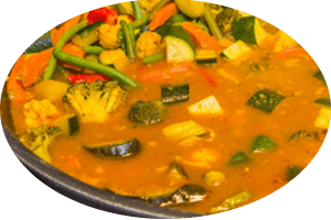 vegetarisches Curry